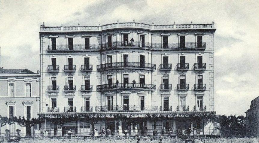 El Hotel Continental de San Sebastián