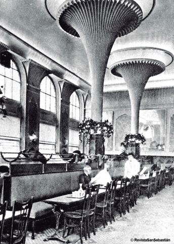El Café de La Marina