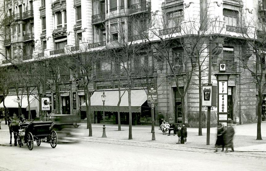 Casa Nerecán en San Sebastián