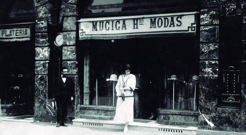 Modas Hnas. Múgica de San Sebastián