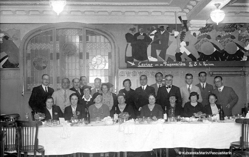 La Cocina Moderna. Primera escuela de San Sebastián
