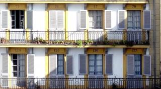 Balcones numerados