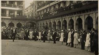 La víspera de San Juan en San Sebastián