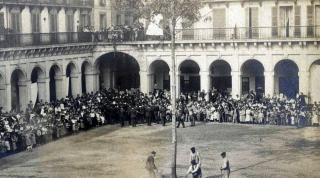 La víspera de San Juan (2) en San Sebastián