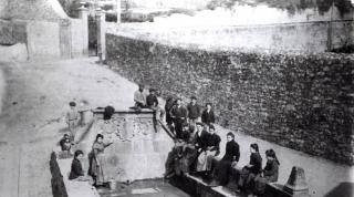 La Víspera de San Juan y la Fuente el Txofre en San Sebastián