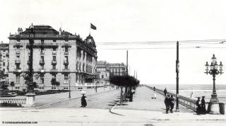 El Hotel María Cristina de San Sebastián