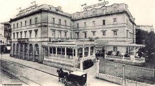 El Hotel du Palais en San Sebastián