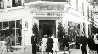 Inauguración Ramón Hernández