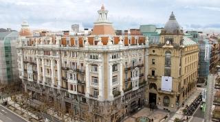 Uno de los edificios más bonitos de San Sebastián