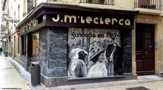 La Sombrerería Leclercq de San Sebastián