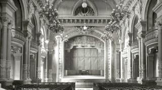 El Gran Salón del Ayuntamiento de San Sebastián