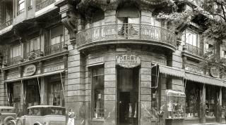 La sastrería Derby en San Sebastián