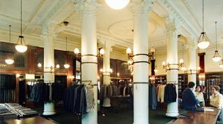 Interior Sastrería Derby. 1995