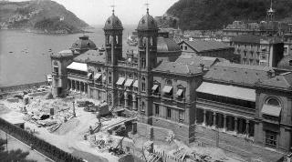 70 años del traslado del Ayuntamiento de San Sebastián