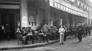 El Gran Café de la Marina en San Sebastián