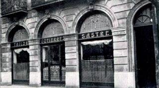 Sastrería Gutiérrez en San Sebastián