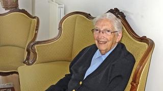 Mª Dolores Lasheras Aguirre, Madre General de la Compañía de María.