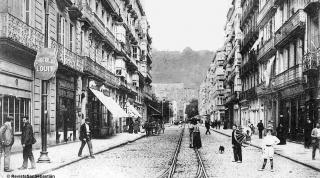 Calles de Donostia San Sebastián: Hernani