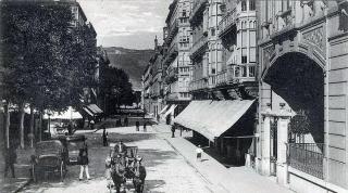 Calles de Donostia SanSebastián: Andia