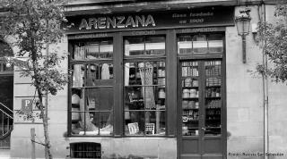 Comercios Centenarios de Donostia San Sebastián: Arenzana