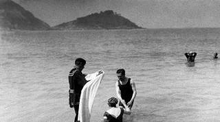 Recomendaciones para el baño en Donostia San Sebastián hace un siglo