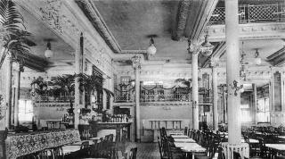 Los menús de hace un siglo en San Sebastián