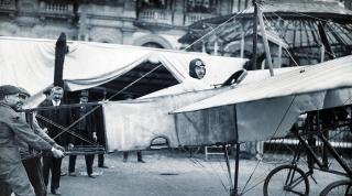 La aviación en Donostia San Sebastián
