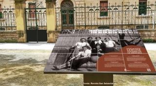 La guerra civil en Donostia San Sebastián